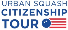 urban squash citizenship tour logo